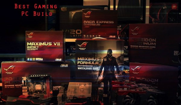 Gaming PC Build Assemble Your PC