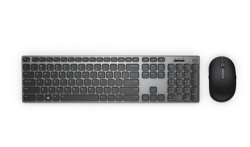 Dell KM 717 Keyboard and Mouse