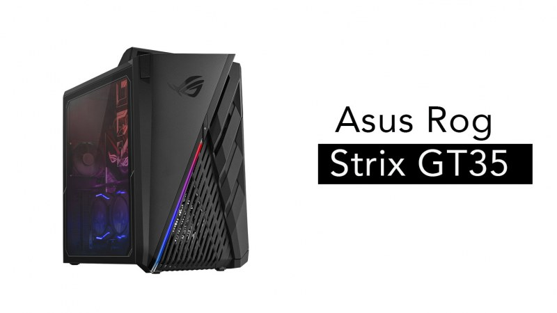 Asus GT 35 image