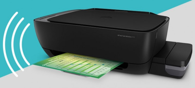 HP 410 All-in-One Wireless Ink Tank Color Printer