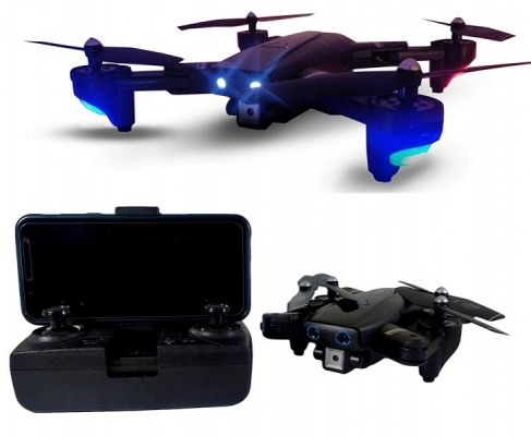 Pioneer Foldable Drone_
