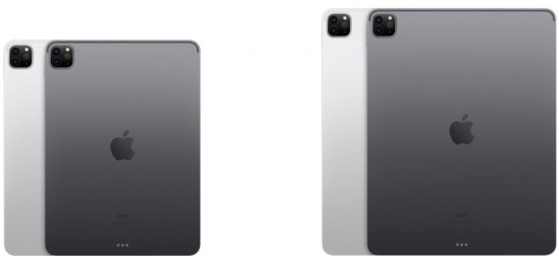 iPad Pro 11 inch and 12.9 inch