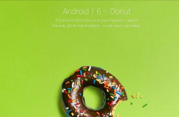 Android Do nut